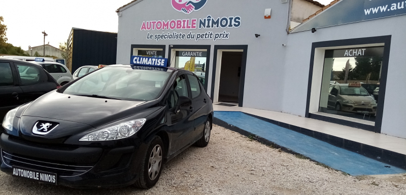 Photo 1 de l'offre de PEUGEOT 308 HDI  1.6L 90 CONFORT PACK 5P à 4900€ chez Automobile nimois